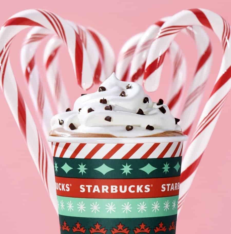 imagen Starbucks Starbucks presento sus nuevos vasos con disenos en rojo y verde para celebrar la llegada de la proxima Navidad 3 6