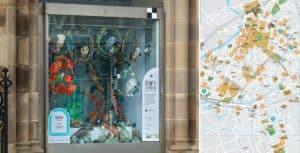 Mánchester tiene una nueva muestra de arte que convierte a la ciudad en una galería a cielo abierto