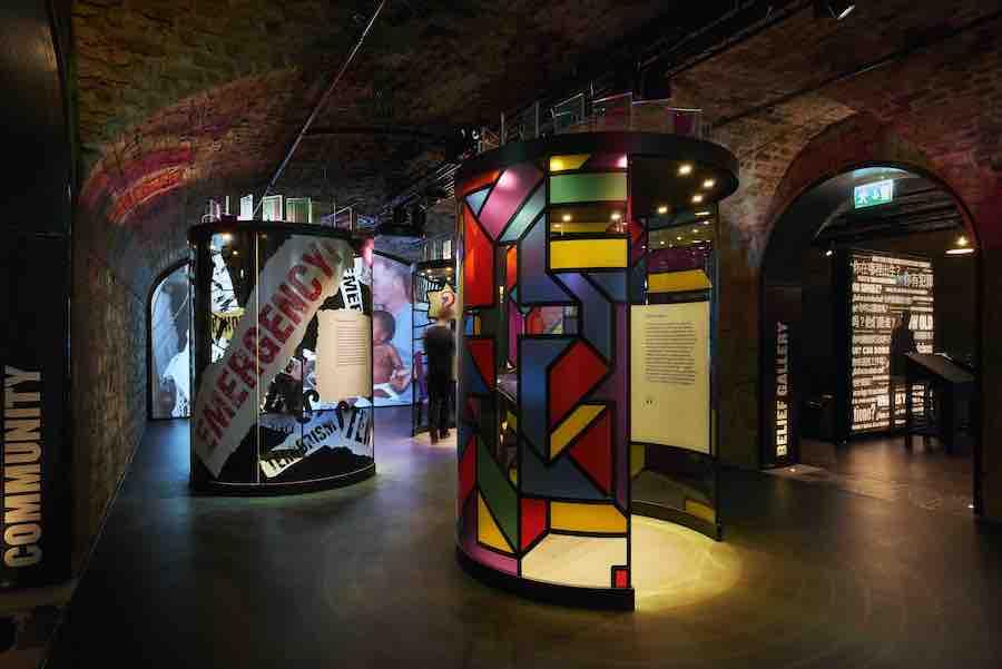 """Un museo en Irlanda se llevó el reconocimiento a la """"atracción destacada en Europa"""""""