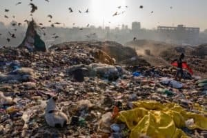 Un nuevo estudio establece que Estados Unidos es el mayor productor de desperdicios plásticos del mundo