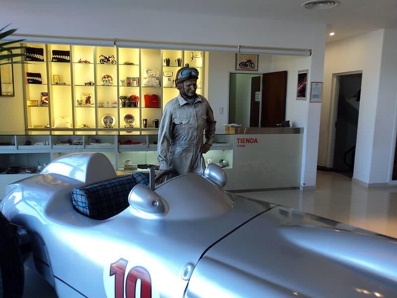 Fangio en Balcarce
