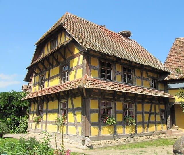 Ecomuseo de Alsacia ungersheim ecomuseum 662385 640 1