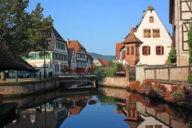Ecomuseo de Alsacia architecture 3091226 640 1