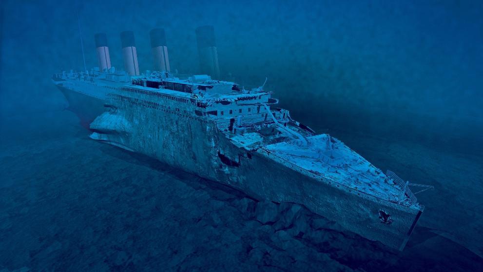 Visitar el naufragio del titanic