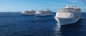 Acá te contamos cómo hacer para ser voluntario en los viajes de prueba de Royal Caribbean