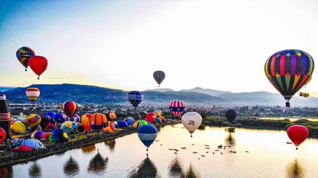 La edición 2020 del Festival Internacional del Globo de León se celebrará online y viajeros de todo el mundo podrán disfrutarlo gratis desde sus dispositivos móviles