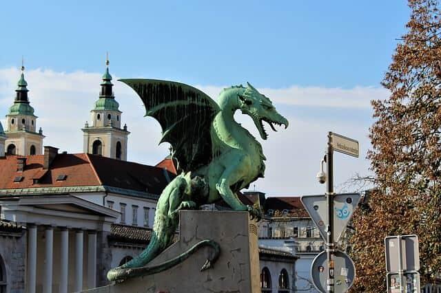 Gratis en Liubliana dragon 3906673 640