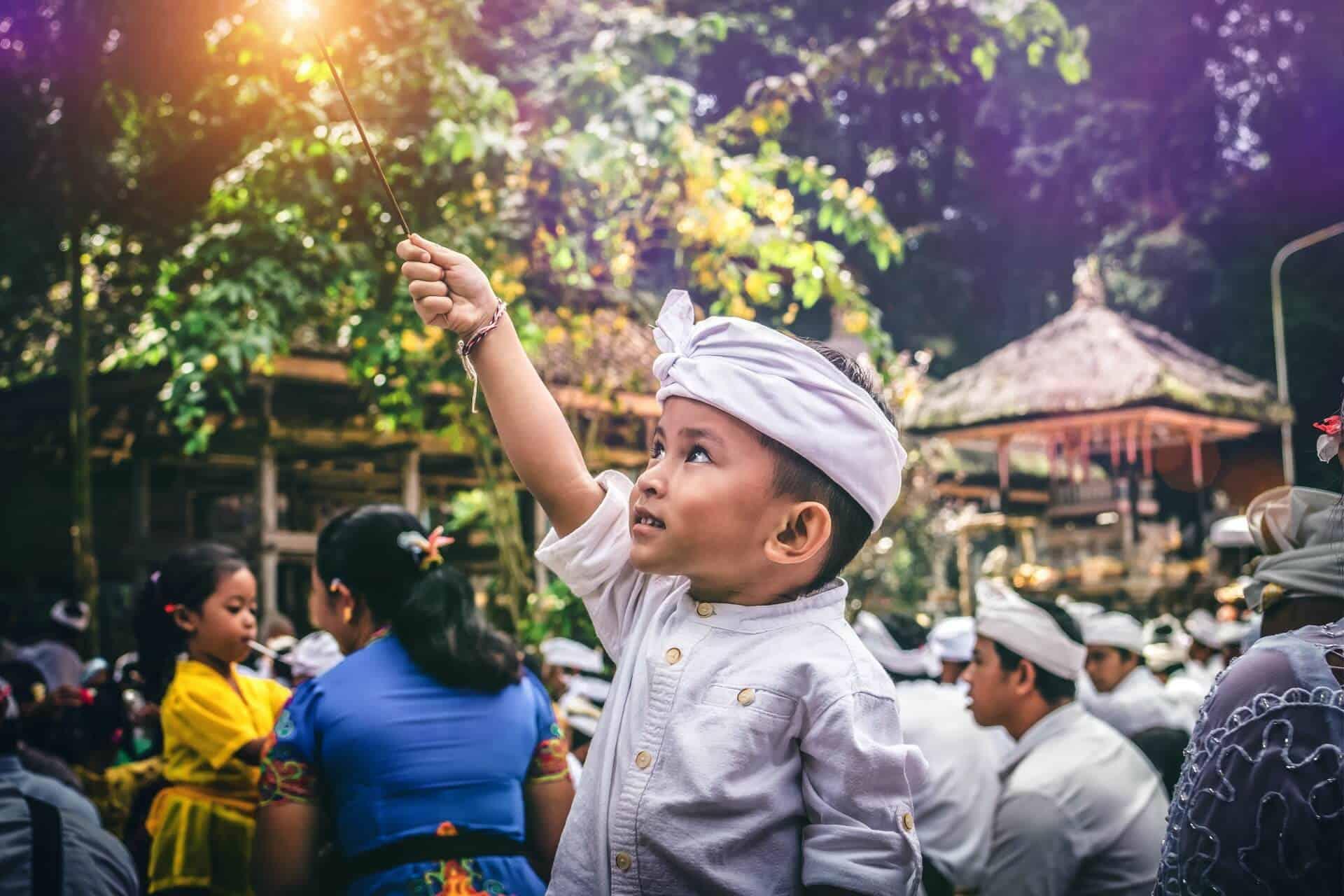 Silent Day, Bali