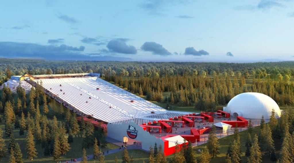 Florida anuncia la apertura del primer parque de atracciones de nieve el próximo 20 de noviembre