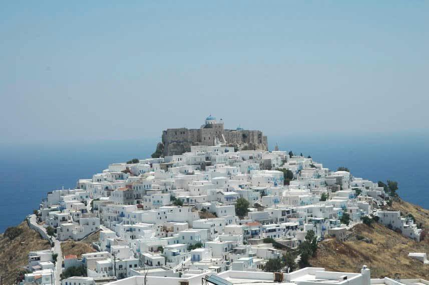 Volkswagen y el gobierno de Grecia se unen para establecer un sistema de movilidad eléctrica en la isla mediterránea de Astypalea