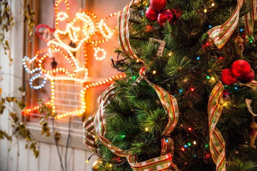 Decoraciones Navideñas, árbol de navidad