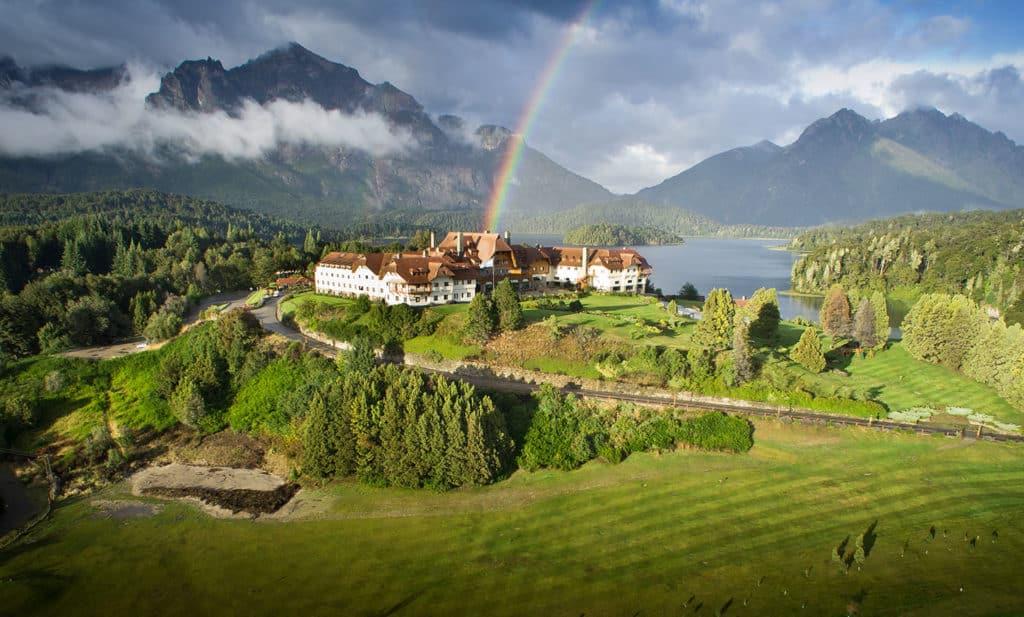 A partir de hoy reabre el hotel Llao Llao de Bariloche, una de las principales atracciones de la Patagonia argentina