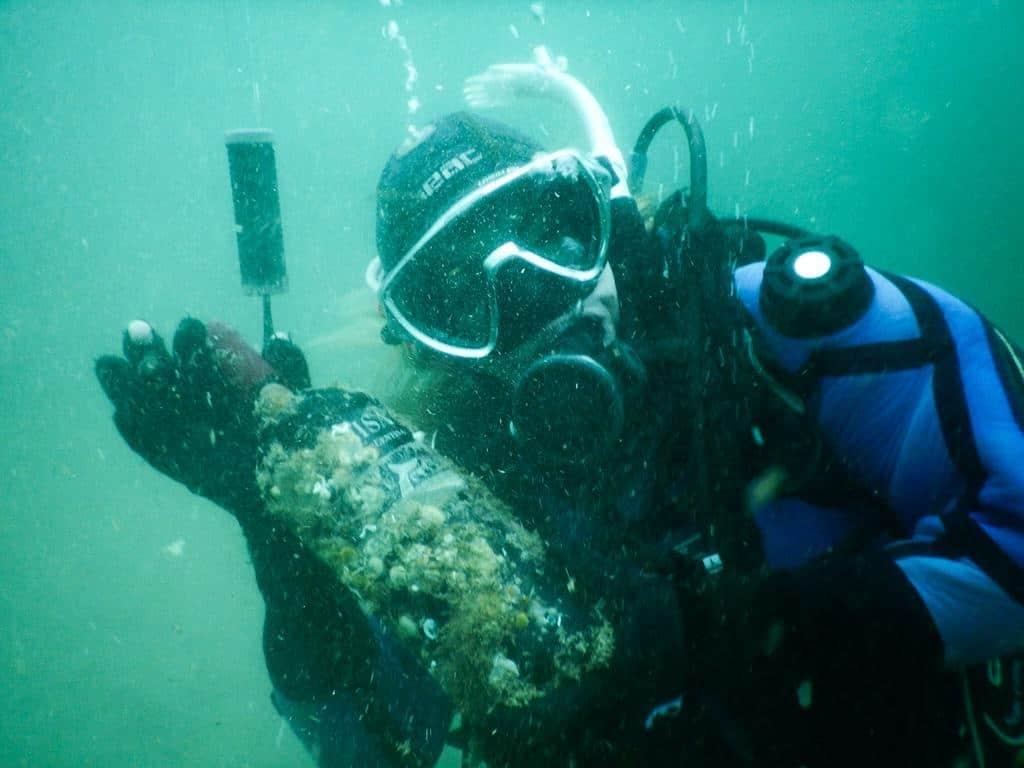 bodega submarina