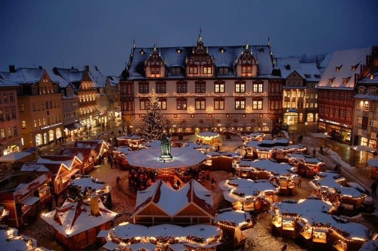 Alemania: en Baviera encontraron una alternativa para poder abrir el Mercado Navideño y mantener la distancia social