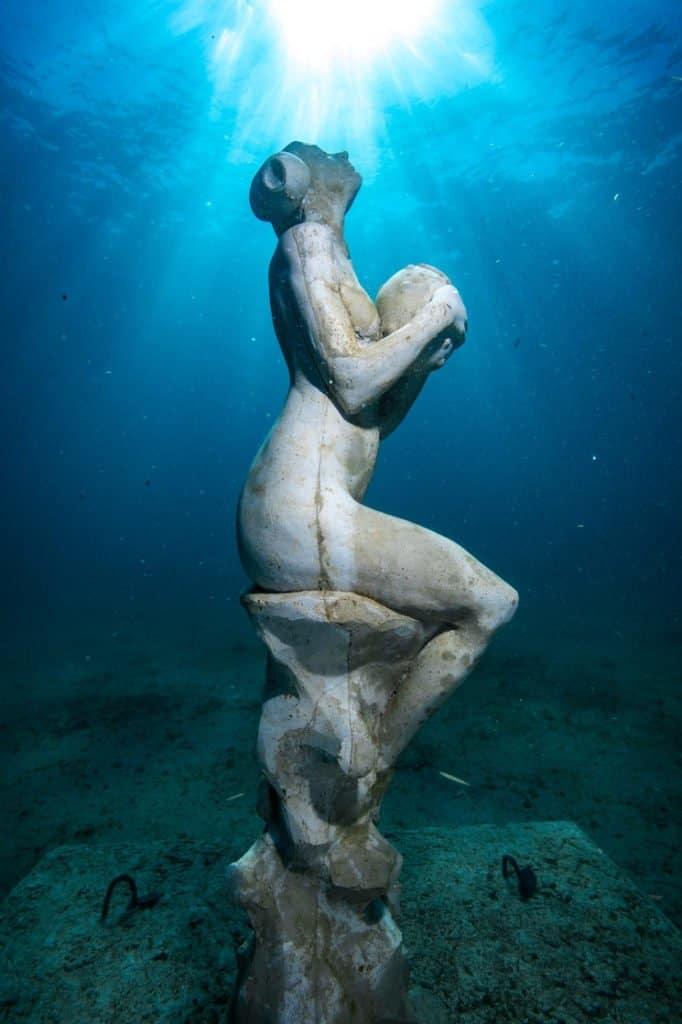 Marsella inaugura el Musée Subaquatique, su primer museo subacuático dedicado a la biología marina y la protección del medioambiente