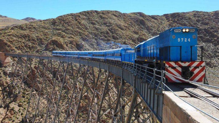 Salta: El Tren a las Nubes volverá a funcionar el 9 de enero de 2021 y los pasajes y tickets comprados antes del 30 de diciembre de 2020 tienen 20% de descuento
