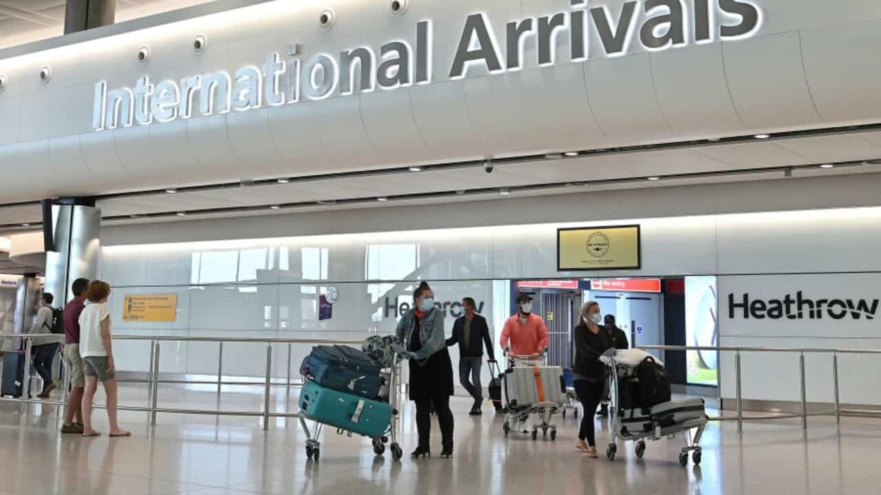 Se completó el primer vuelo transatlántico de Nueva York a Londres con pruebas de COVID-19 gratuitas