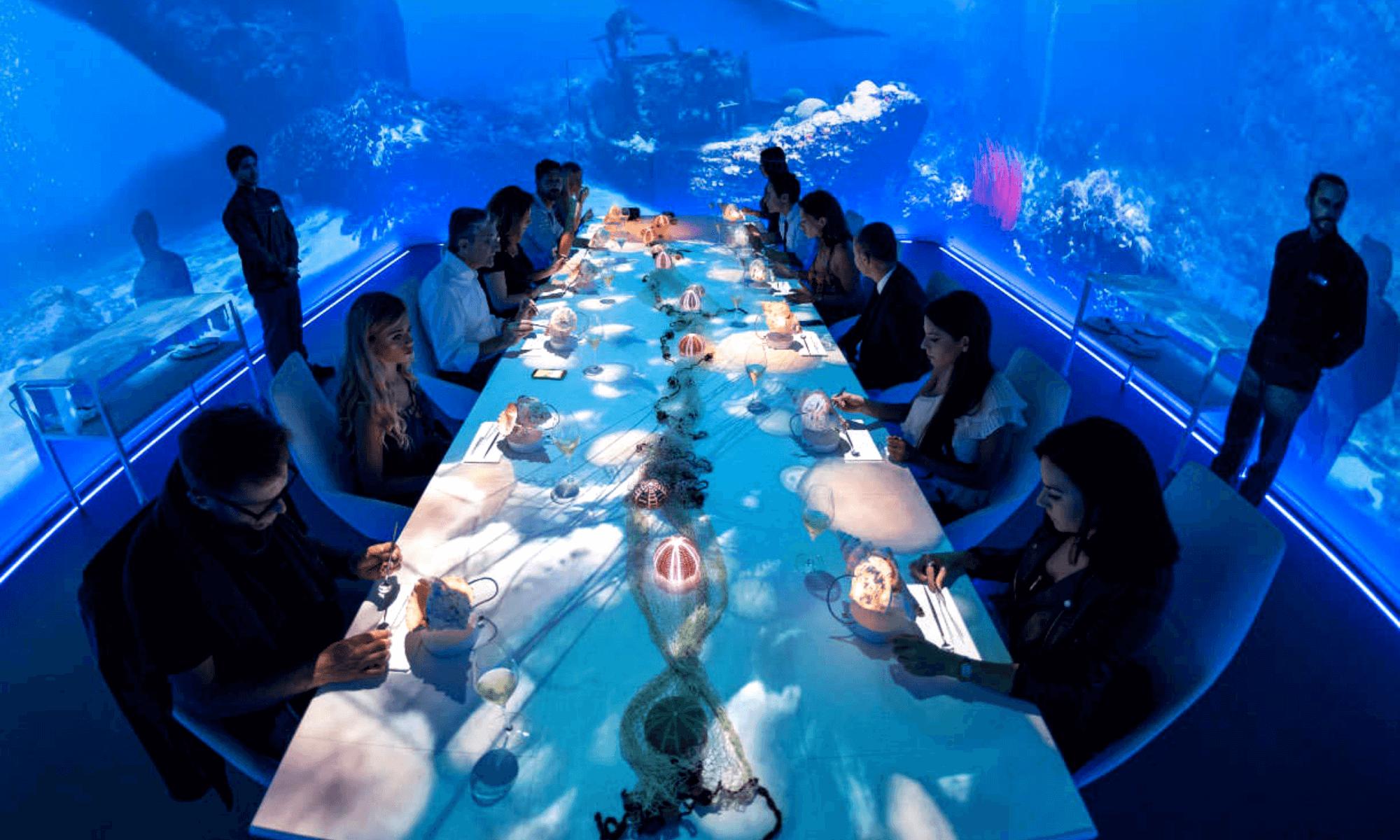 Cómo es la experiencia en Sublimotion, el restaurante más caro del mundo que puedes conocer de visita por Ibiza 0
