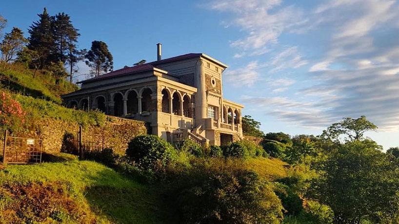 Cómo llegar a Villa Nougués