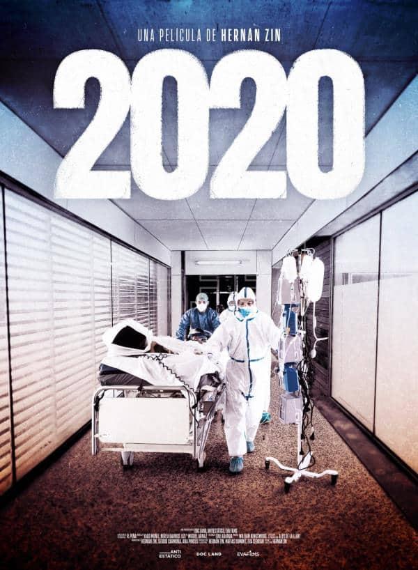 """El documentalista ítalo-argentino Hernán Zin estrenará """"2020"""", un largometraje que muestra la pandemia desde la primera línea de combate"""