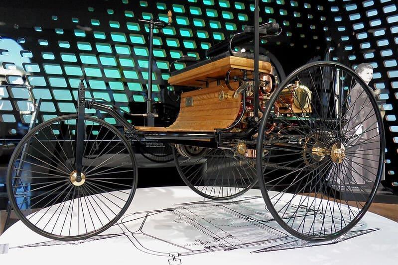 Ruta De Bertha Benz