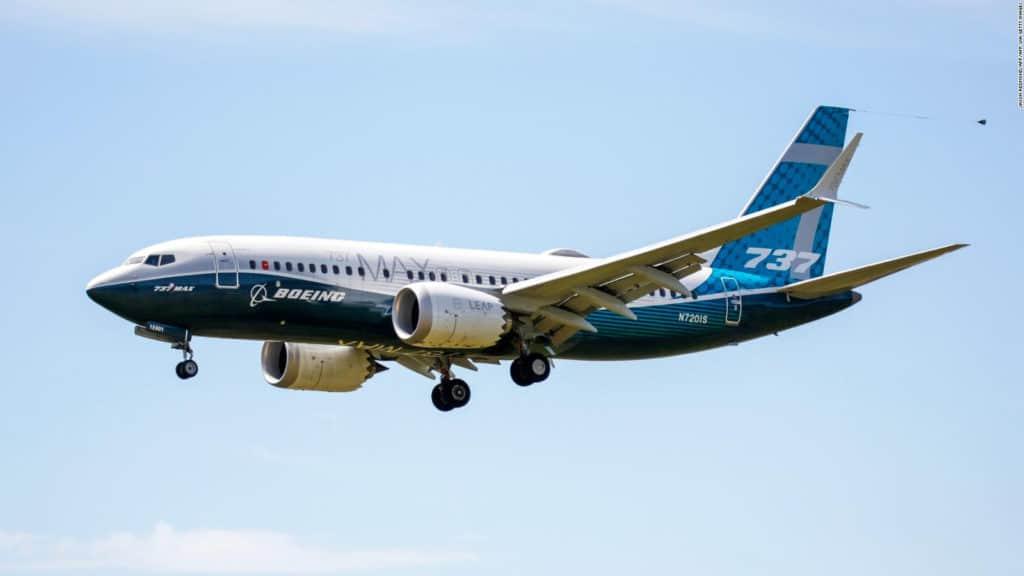 Boeing celebra la reanudación de operaciones comerciales de los Boeing 737-8 y 737 9 MAX, tras 20 meses en tierra por los accidentes de Indonesia y Etiopía