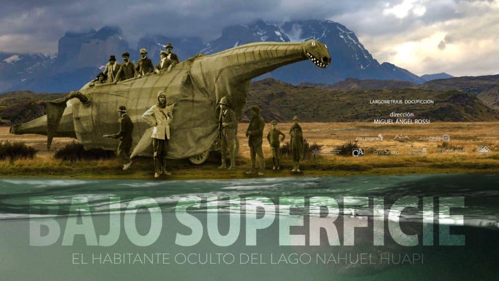 """Bariloche: El mito del lago Nahuel Huapi tendrá su documental y prometen develar cuánto hay de leyenda y cuánto de verdad sobre """"Nahuelito"""""""