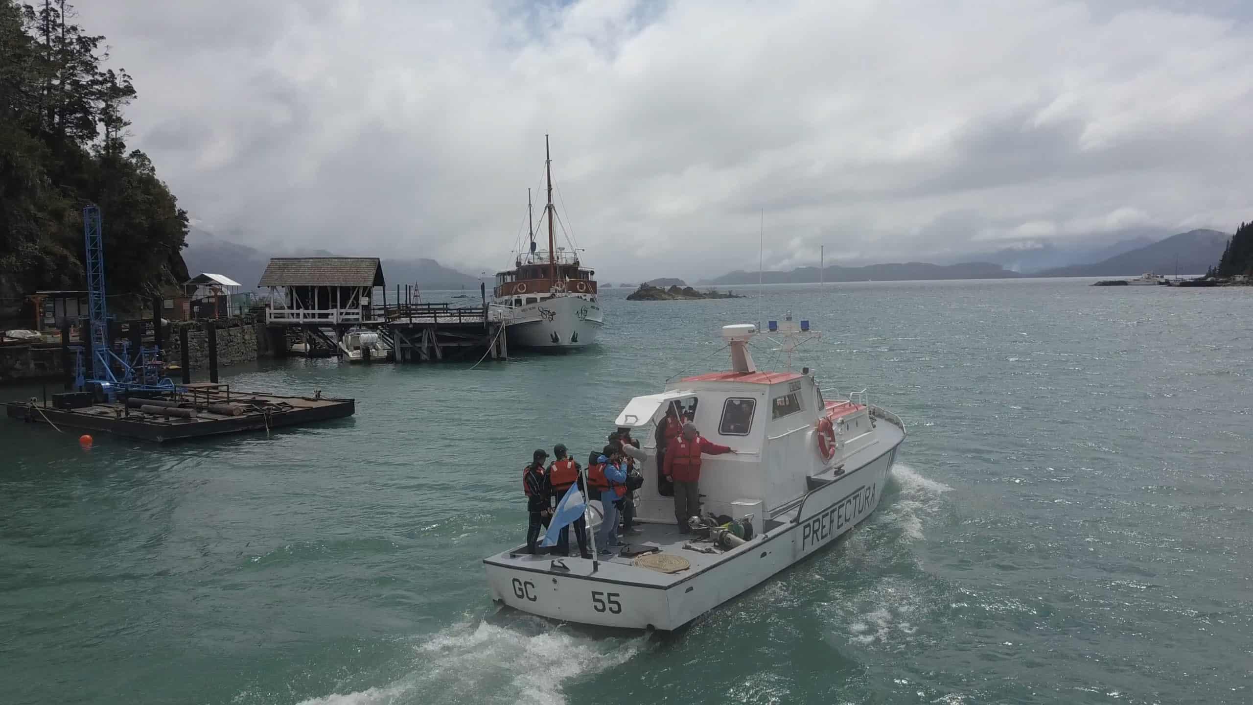 Nahuelito leyenda lago Nahuel Huapi 3