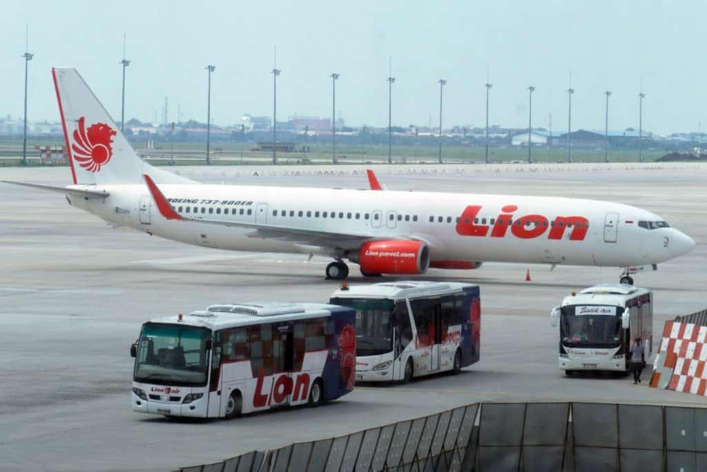 Indonesia: una mujer dio a luz en pleno vuelo de la aerolínea Lion Air