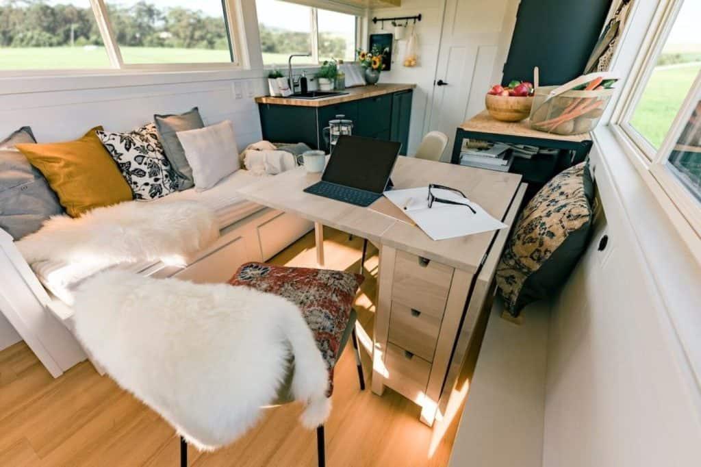 imagen minicasas sostenibles IKEA lanza una coleccion de minicasas sostenibles con viviendas sobre ruedas que se pueden remolcar con cualquier coche 3