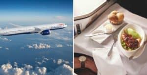 British Airways está vendiendo artículos de sus aviones para llevar a las personas 'la magia de volar'