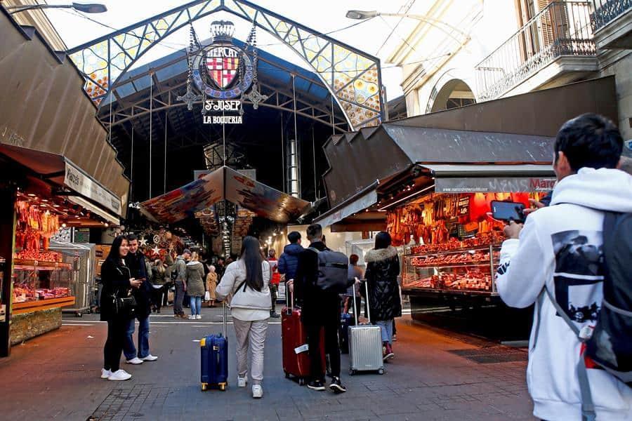 La Boqueria Cumple 180 Años: Descubre Las Curiosidades Del Mercado De Barcelona Más Famoso A Nivel Mundial