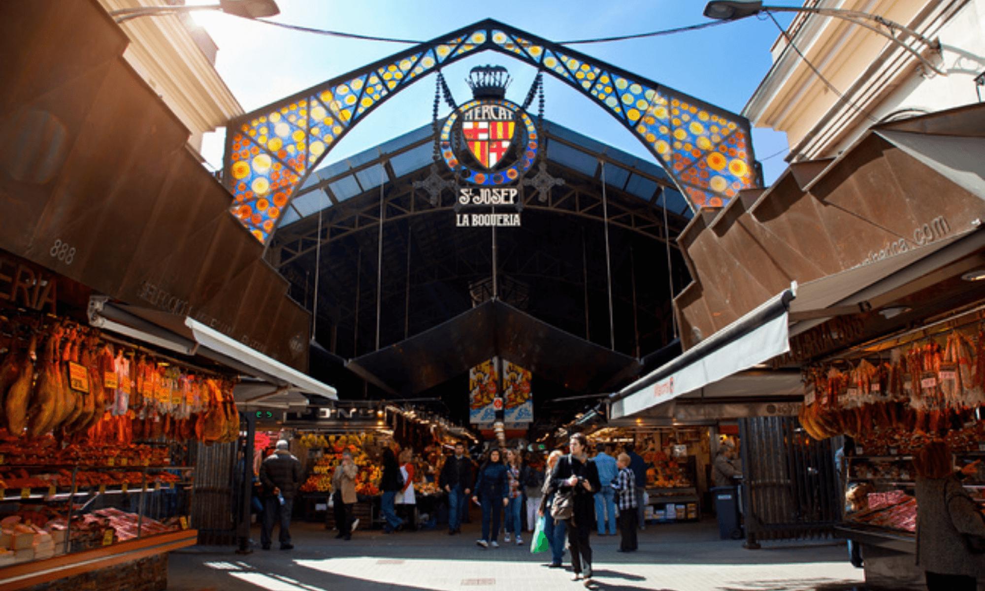 La Boqueria cumple 180 años descubre las curiosidades del mercado de Barcelona más famoso a nivel mundial 1