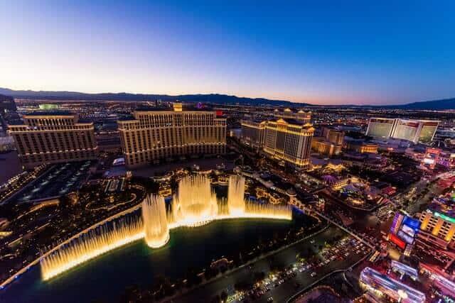 curiosidades sobre Las Vegas ken yam qr8Ci2tzyR8 unsplash 1