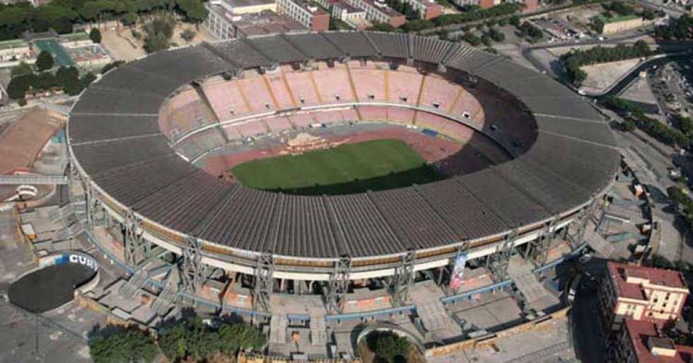 Maradona y un extraordinario legado en Nápoles: El estadio San Paolo se llamará Diego Armando Maradona