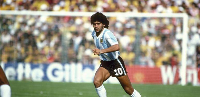Los clubes del mundo despiden a Diego Armando Maradona