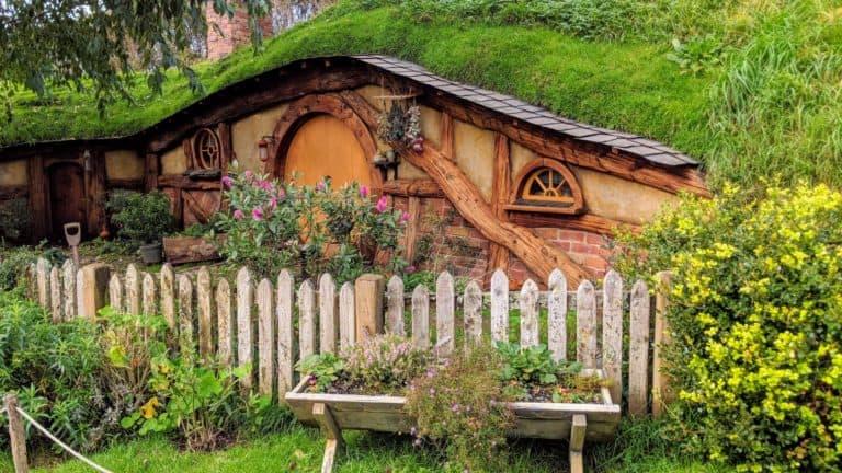 Nueva Zelanda: Hobbiton fue nombrado el mejor lugar para las mariposas
