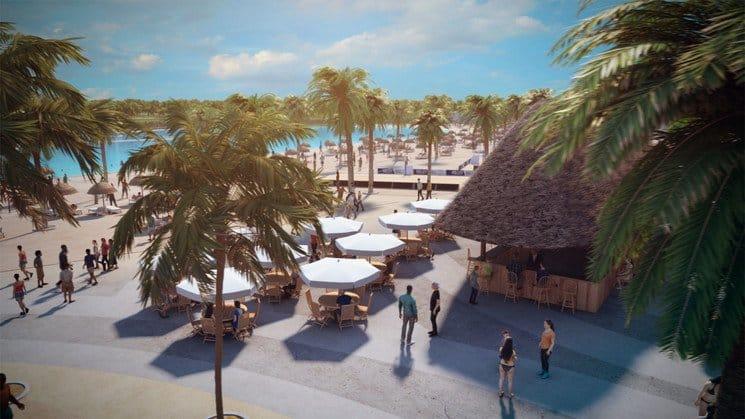 Así Será Alovera Beach, La Playa Artificial Más Grande De Europa Que Estará A Unos 50 Kilómetros De Madrid