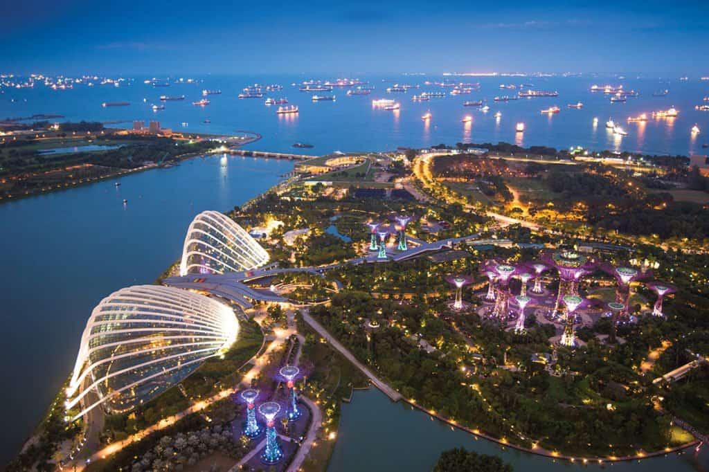 Singapur registra 14 días sin nuevos casos locales de COVID-19