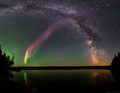 NASA/Krista Trinder