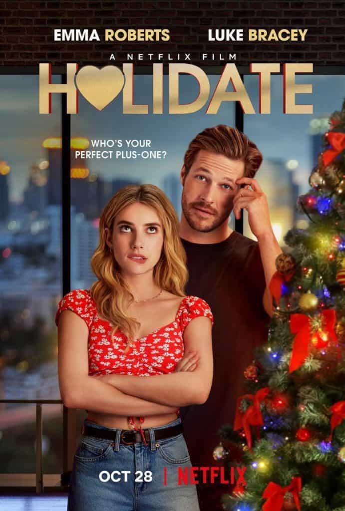 Amor de Calendario, una de las películas recientes en Netflix para disfrutar por anticipado la llegada de la Navidad