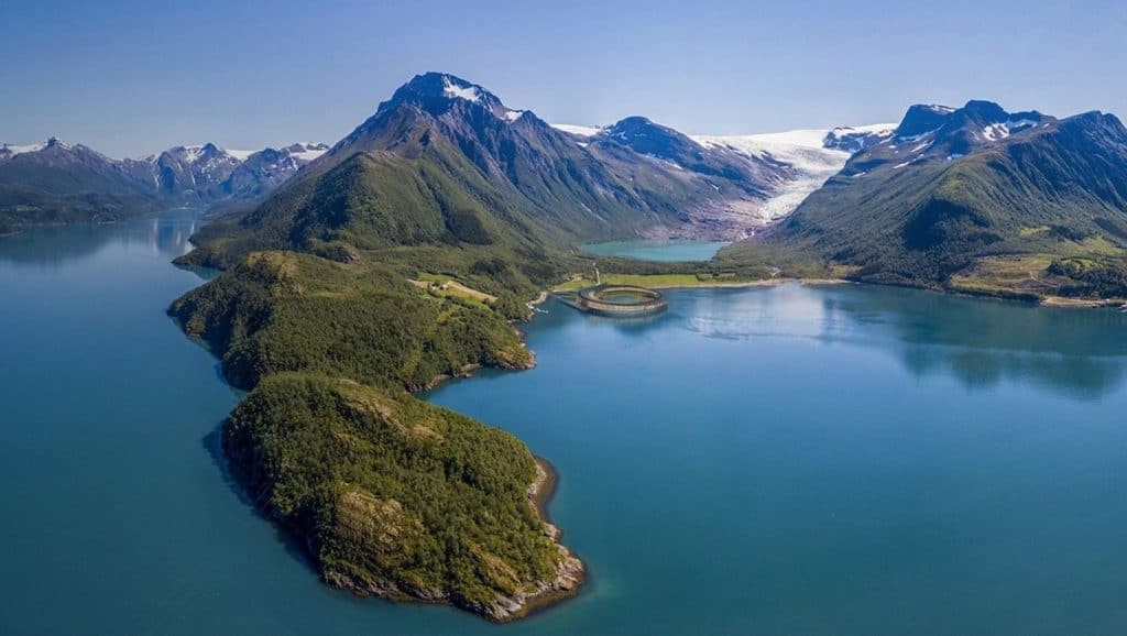 imagen Arctic Norway will be home to the worlds first energy positive hotel2
