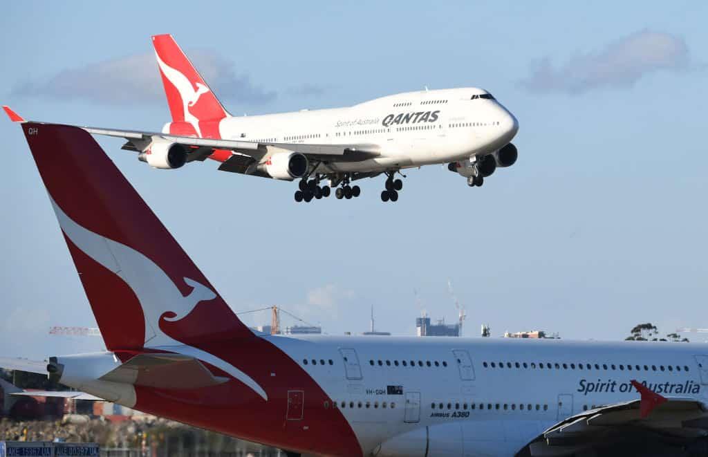 Imagen Qantas Airlines