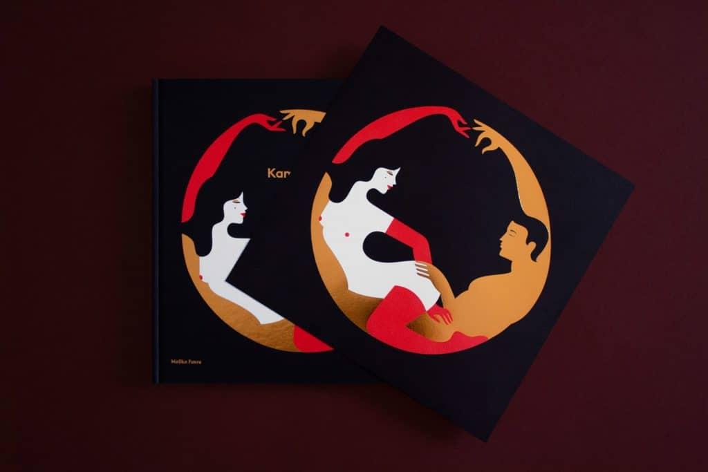 Esta Reedición Del Kama-Sutra Cuenta Con Un Alfabeto Erótico Diseñado Por La Ilustradora Francesa Malika Favre