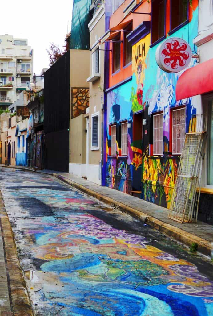 mejores ciudades del mundo para ver arte urbano
