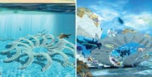 Miami Beach tendrá un parque subacuático con esculturas que se podrán ver a lo largo de una muestra de 10 kilómetros