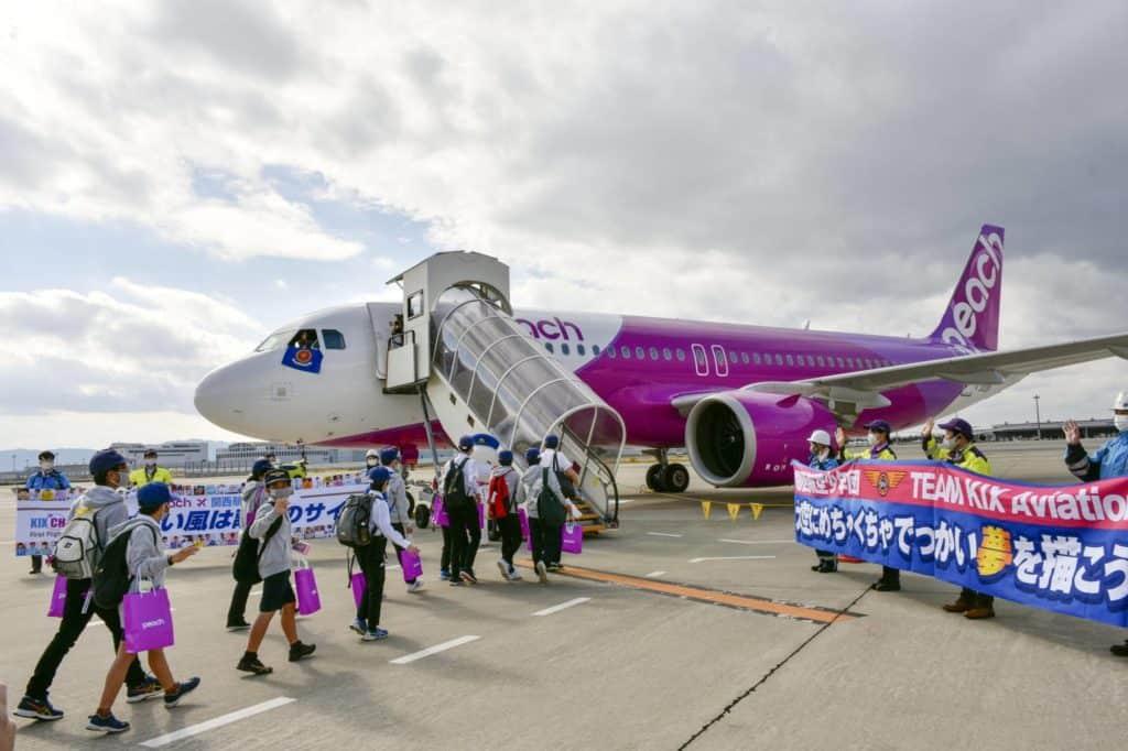 Esta aerolínea lanzó sus 'vuelos a ninguna parte' especialmente para viajes escolares