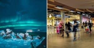 Las personas que viajen a Islandia podrán saltearse la cuarentena si ya han tenido COVID-19