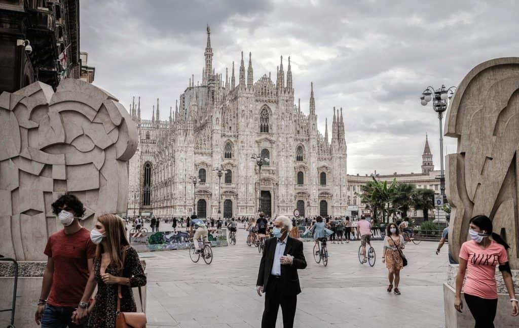 Italia - Medidas Por Covid 19