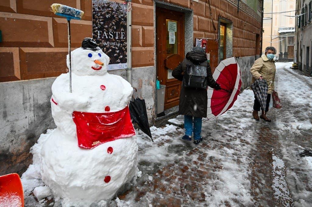 Italia: toman nuevas medidas para restringir la movilidad para las fiestas de fin de año e intentar frenar la propagación de COVID-19